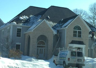 snow removal services roofing company