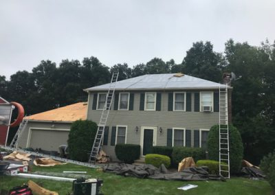 new roof installation roofer company